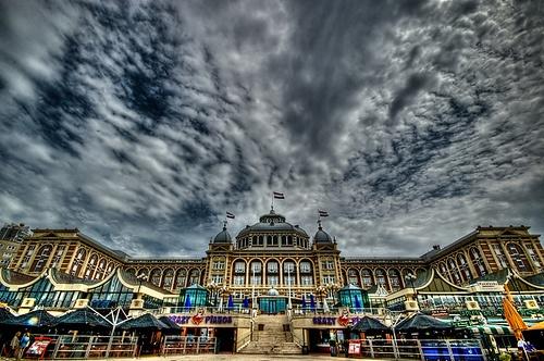 The Kurhaus, The Hague, South Holland, Netherlands