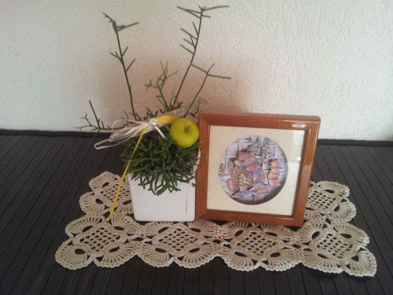 9 best easter gift ideas images on pinterest easter gift gift items similar to easter small classic elegant white table runner small tablecloth ready to shipp on etsy negle Gallery