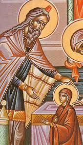 Leavetaking of the Entry of the Theotokos into the Temple