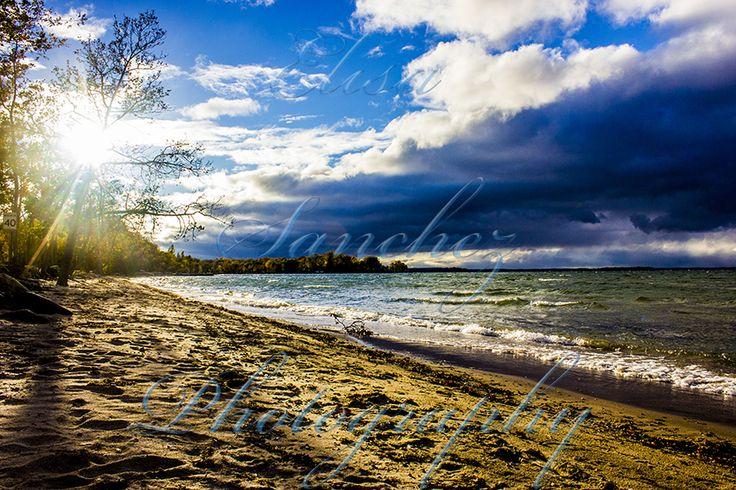 Lake Simcoe, Ontario, Canada  [ # 274 ]