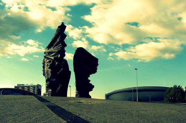 Katowice, Pomnik Powstańców Śląskich