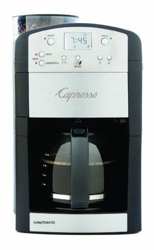 Capresso 464.05 CoffeeTeam GS 10-Cup Digital Coffeemaker with Conical Burr Grinder Capresso,http://www.amazon.com/dp/B002EVOVPI/ref=cm_sw_r_pi_dp_jrzGsb0EV3HS2E6J