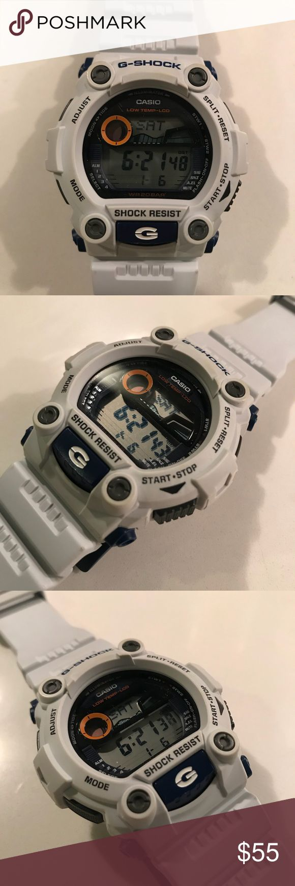 Casio G-Shock G7900A Digital Sport Watch Lightly used, works as it should. Casio Accessories Watches