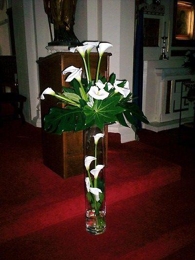 Church Wedding Flower Ideas