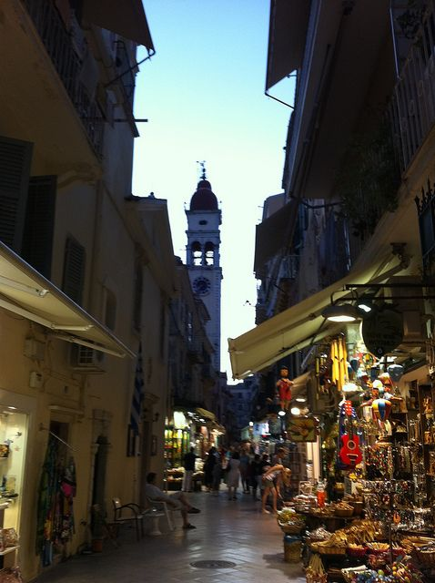 Corfu, Greece: I've been told it's not as representative of Greece, but I sure didn't mind my 3 days there!