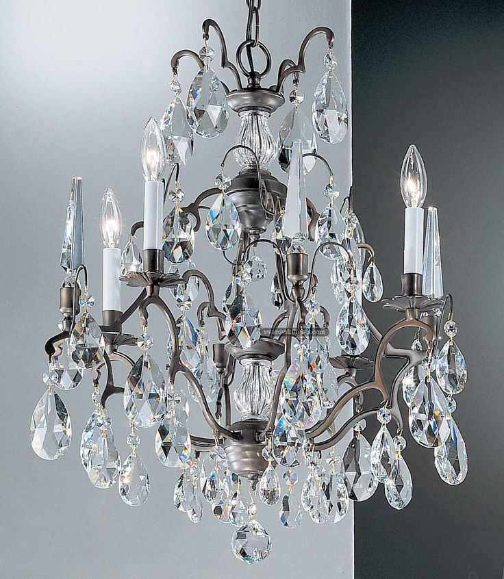 iron crystal chandeliers zhongshan sunwe lighting coltd we specialize in making - Swarovski Crystal Chandelier