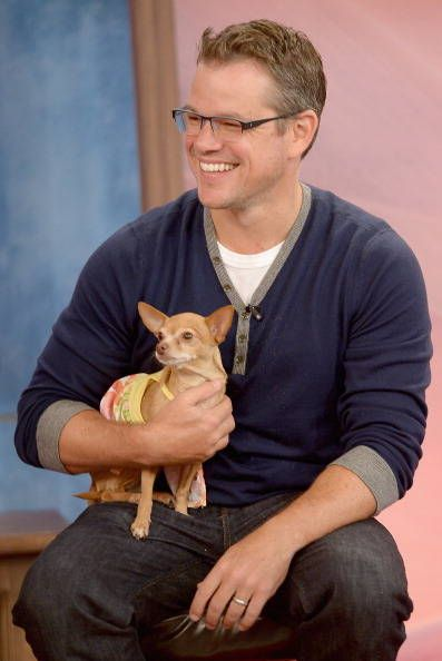 Image result for cute matt damon