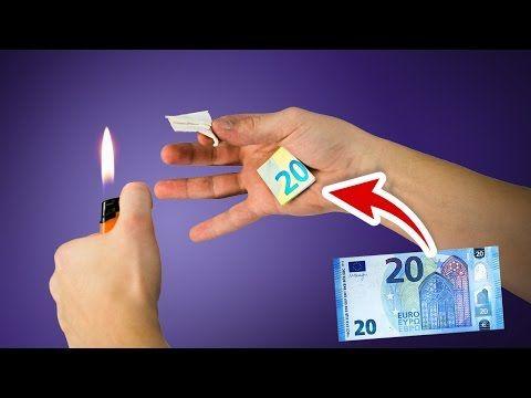 Zaubertricks für Kinder - YouTube