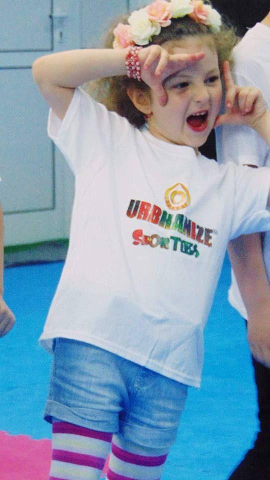 Urbhanize Shorties #kids #dance #urbhanize #music #sport #sportforkids #childrendance #fun #joinus