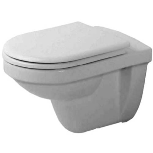 duravit d1403500 happy d two piece toilet set in white d toilets and two pieces. Black Bedroom Furniture Sets. Home Design Ideas