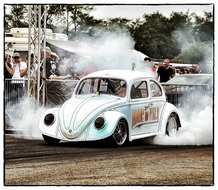 The Bug Race Car