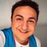 """Diego Topa en Instagram: """"¡Faltan sólo 4 días para el estreno! ¿Quién se sube al monorriel de Junior Express? TOPA  Tickets y merchandising oficial en: http://www.ticketek.com.ar/topa/teatro-opera-allianz"""""""