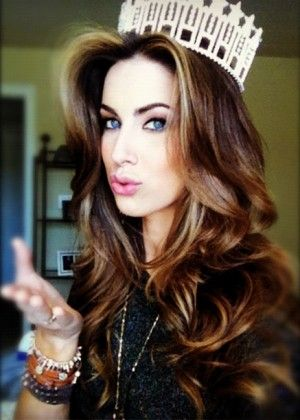 Katherine Webb graduated from Auburn and is now dating Alabama quarterback AJ McCarron. Description from pinterest.com. I searched for this on bing.com/images