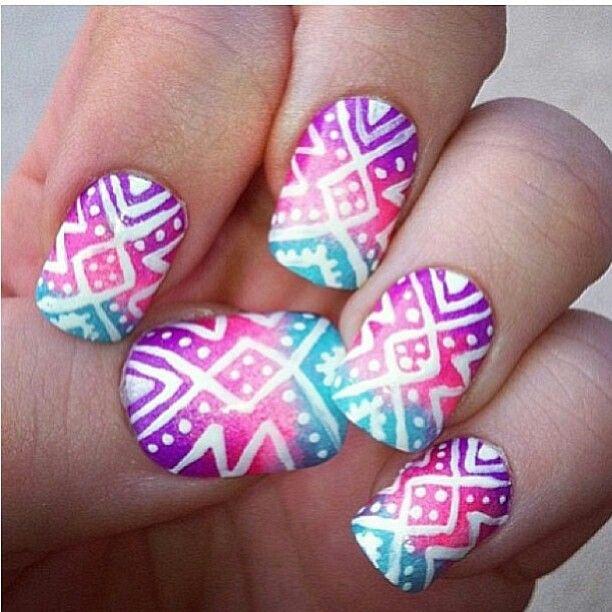 53 mejores imágenes de manucure en Pinterest   Cuidado de las uñas ...