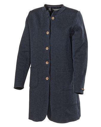 Helene Coat Navy
