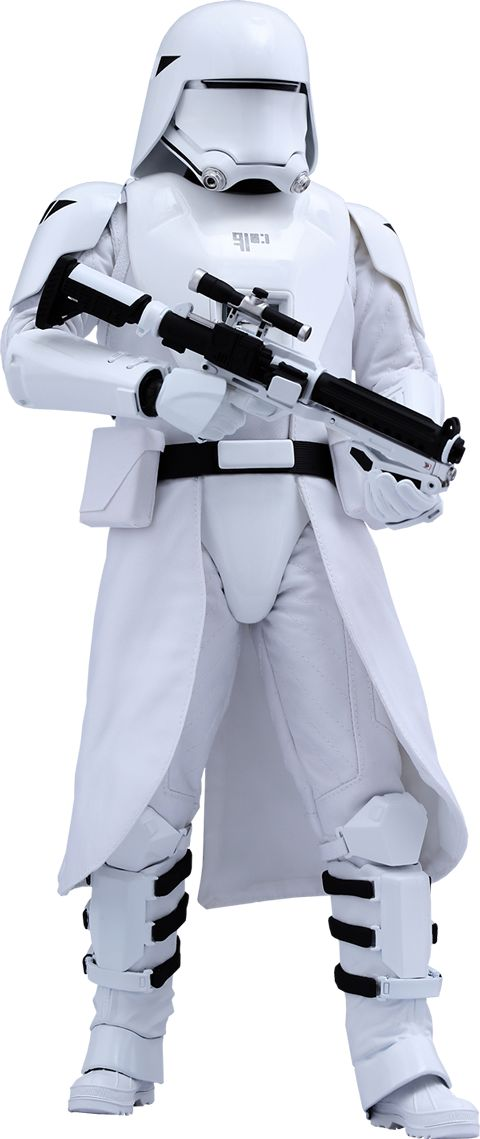 tiffany official site Hot Toys First Order Snowtrooper Sixth Scale Figure