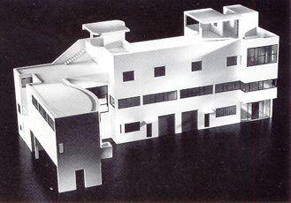 Le Corbusier | willa La Roche