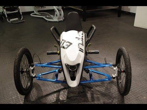 Irukan Triciclo eléctrico - YouTube
