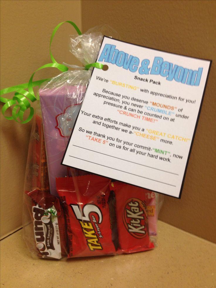 Employee Appreciation Day! … | gift ideas | Employee ...