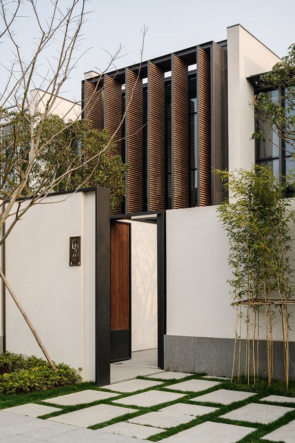 Jinghope Villas In Suzhou, China   Designed By Singapore Architecture Firm,  SCDA, Photographed