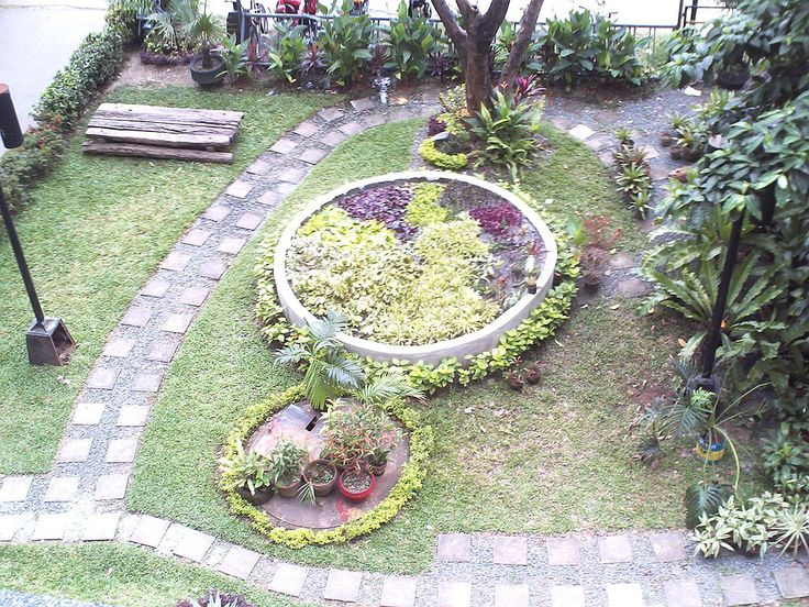 Propagation pit for the ornamental plants using sand and gravel