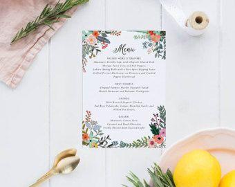 Menú boda imprimible digital - botánica palmeras tropicales boda menú descarga - listo para imprimir PDF  ------------------------------------------ QUÉ SE INCLUYE  Personalizar PDF de alta resolución para los siguientes:- Tarjeta de menú de boda ♥  ------------------------------------------ TAMAÑO DE LA TARJETA  ⋆ Para imprimir en cartulina carta 8.5 x 11, escoge la opciónMúltiples tarjeta/carta Tarjeta de menú 5 x 7  ⋆ Para imprimir en cartulina A4, escoge la opción Múltiples tarjetas&...