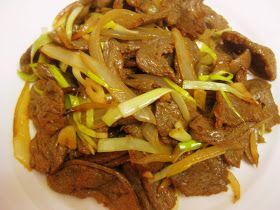 Vegan Việt Nam : Bếp Chay Thanh Nhẹ: Món xào chay Mông Cổ - Mongolian vegan soy protein (Hồng Hương)