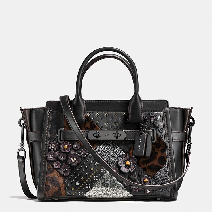 Shop The COACH Swagger 27 In Embellished Canyon Quilt Leather. Enjoy Complimentary Shipping & Returns! Find Designer Bags, Wallets, Shoes & More At COACH.com!