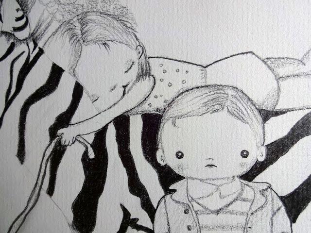 Apuntes de colores: Ilustracion 'pencil'