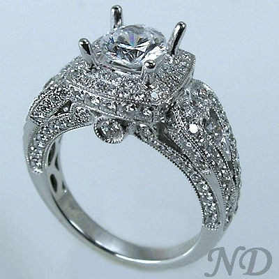 Antique engagement ring.   Wedding