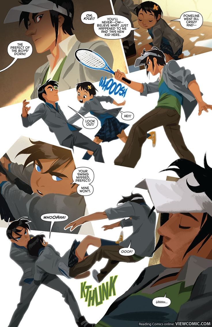 Gotham Academy 007 (2015) …………………… | Viewcomic reading comics online for free