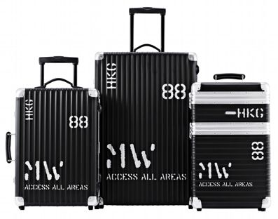 MW Michael Wong Rimowa Collection