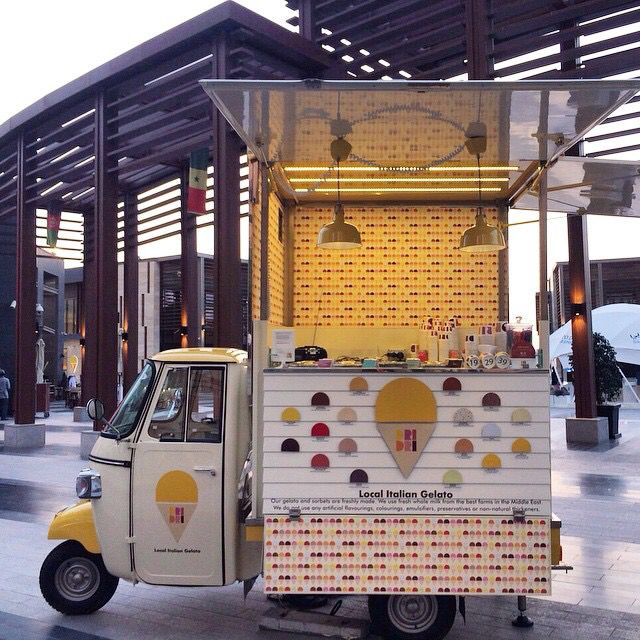 Dri Dri's Truck #dridrigelato #icecream #dridri