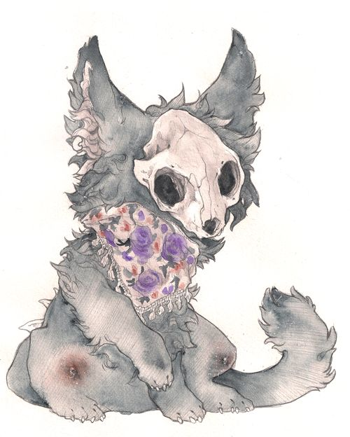 it's roses/flowers on his scarf is anyone's curious p:  avaiable as print now here! society6 and  deviantART