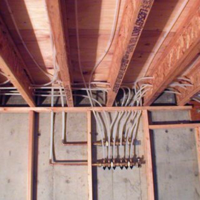 Basement Subfloor Options For Dry Warm Floors: 1000+ Images About Heated Basement Floor On Pinterest