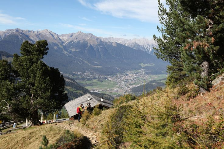 Autumn hiking in Hochzeiger, Pitztal Valley(Austria) #hiking #trekking