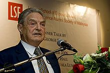 George Soros - Wikipedia. Soros is a well-known supporter of American progressive and American liberal political causes. Soros is also the chairman of the Open Society Foundations.