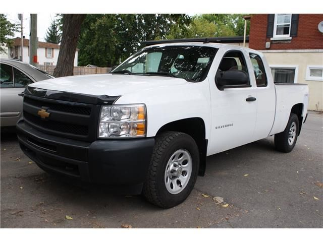 2012 chevrolet silverado 1500 curb weight