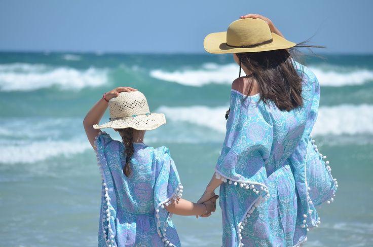 Strand-Tipps, Beach-Outfits, Strand-Outfits, UV-Schutzkleidung, UV-Schutz für Kinder