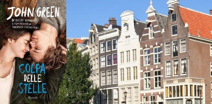 Colpa delle stelle di John Green passa anche per Amsterdam