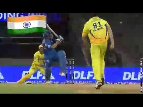 IPL 3 FINAL 2010 CSK VS MI .. BEST CONTEST EVER IN IPL