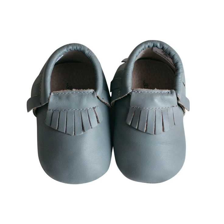 Shoes- Max Grey - Shoes - Baby Belle - 1
