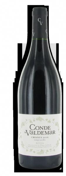 Conde de Valdemar Rioja Crianza  Rood | Droog | Spanje |  Rode wijn te koop bij Henri Bloem