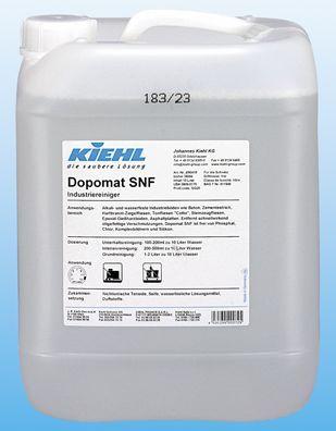 Detergent pentru industria auto Dopomat SNF degresant.