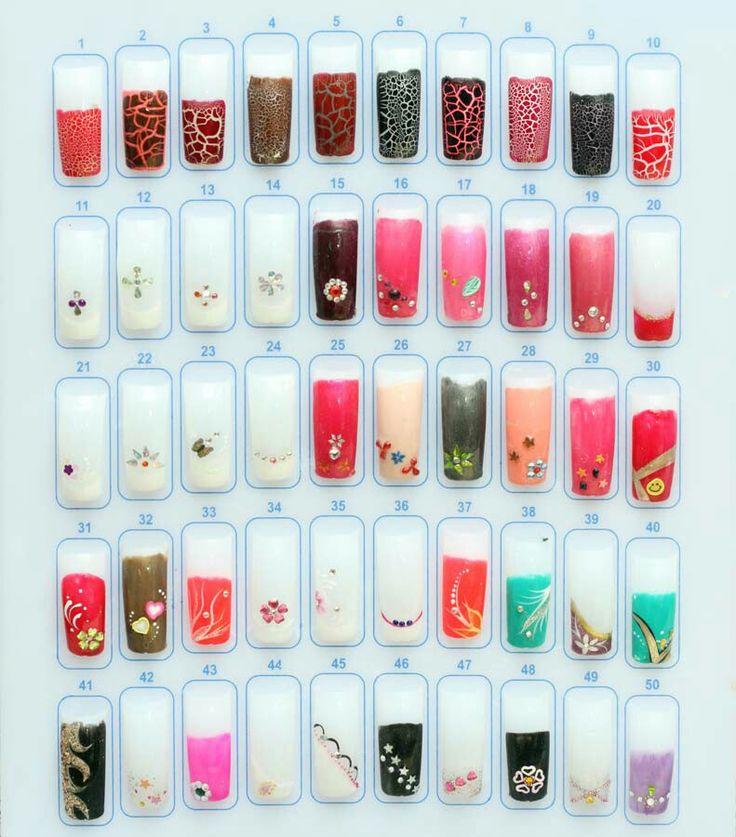 14 best nail art board images on pinterest beauty nail. Black Bedroom Furniture Sets. Home Design Ideas
