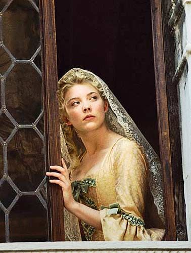 Natalie Dormer starring as Victoria in Casanova (2005).