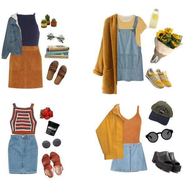 aesthetic by mikaela-obrien on Polyvore featuring Rachel Comey, Monki, Chicnova…