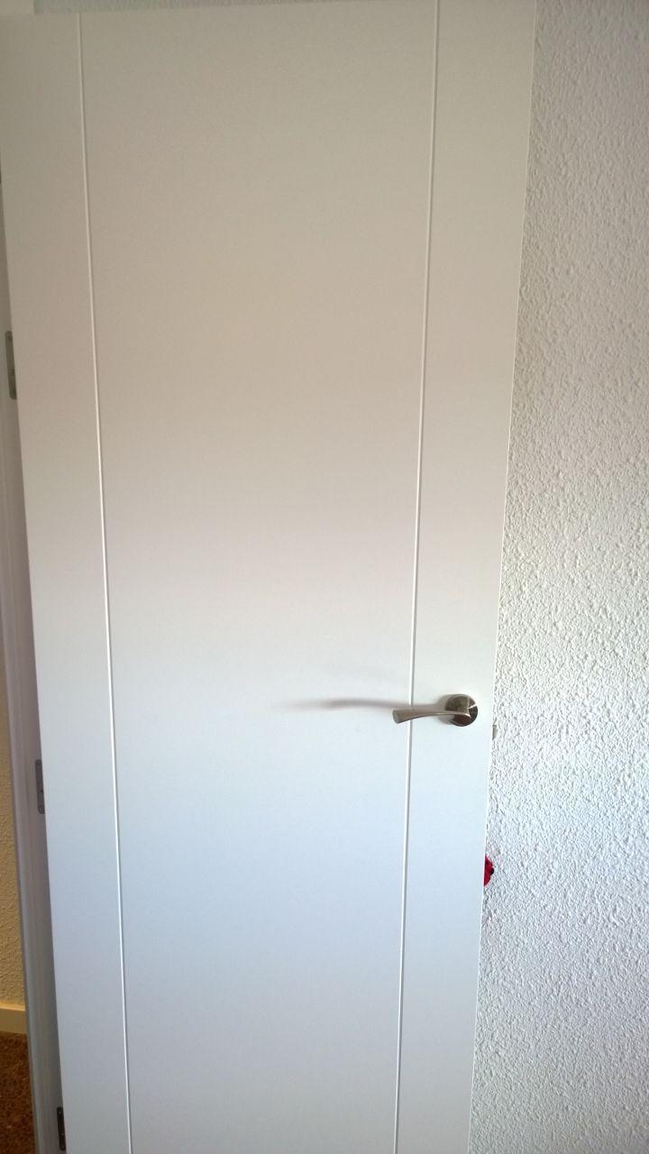 39 best images about puertas lacadas on pinterest - Puertas blancas ...