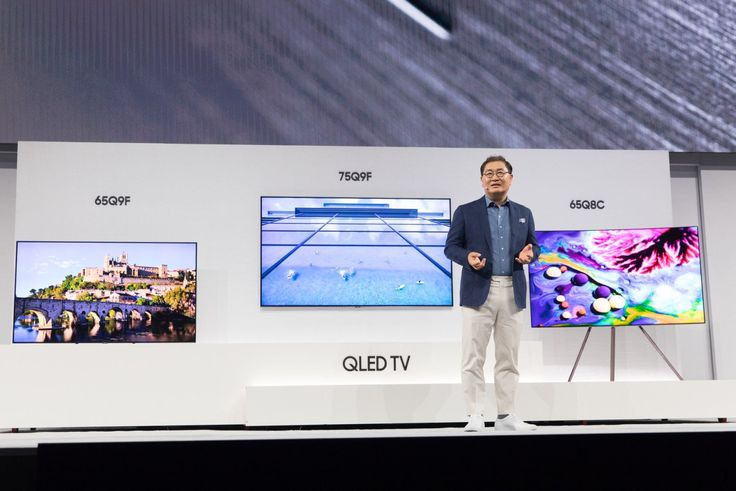 Samsung Unveils Its 2018 QLED TV Range Comes With Bixby Voice Assistant  Samsung which is the worlds leading TV manufacturer has announced its new flagshiprange of 4K QLED TVs at an event in New York. At the event the company demonstrated new andimproved features that the company claims enhances the TV-viewing experience like never before.  While these new models come with modest improvements in terms of quality the majorhighlightis thesmart home control. The new QLEDs from Samsungcomes with…