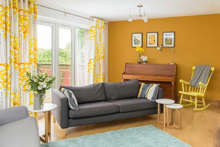 11++ Que color de cortinas combinan con paredes amarillas inspirations